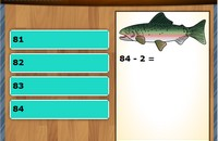 Subtraction facts 1 to 20