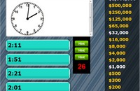 Telling time at minutes and hours past