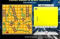 Roman arabic numerals