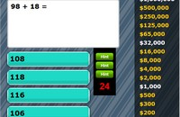 Addition of 2 digit numbers game