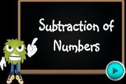 Subtraction video