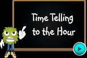 Time Telling Hour video