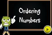 Ordering Numbers video