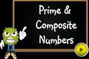 Prime Composite Numbers video
