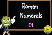 Roman Numerals 01 video