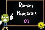 Roman Numerals 03 video