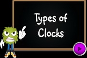 Clocks Types video