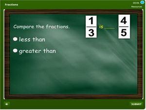 grade 2 Fractions