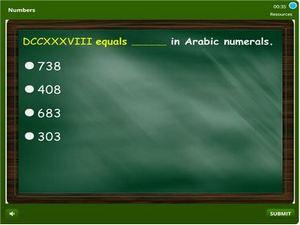grade 3 Numbers