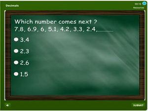 grade 5 Decimals