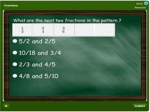 grade 5 Fractions