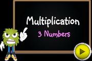 Multiplication-3-numbers