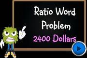 Ratio-Word-Problem-Sharing-2400Dollars